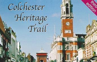 Colchester Heritage Trail book
