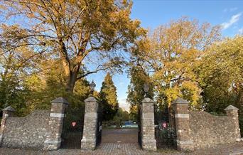 Lower Castle Park Gates