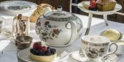 Marks Tey Hotel Afternoon Tea