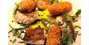 Marks Tey Hotel Fish Dinner