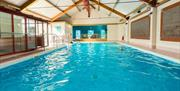 Marks Tey Hotel Indoor Swimming Pool