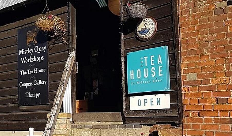 Mistley Quay Workshops and Tea House