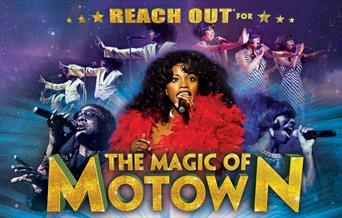 Reach Out: The Magic of Motown
