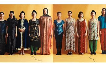 Jananne Al-Ani 'Untitled' 1998 Arts Council Collection