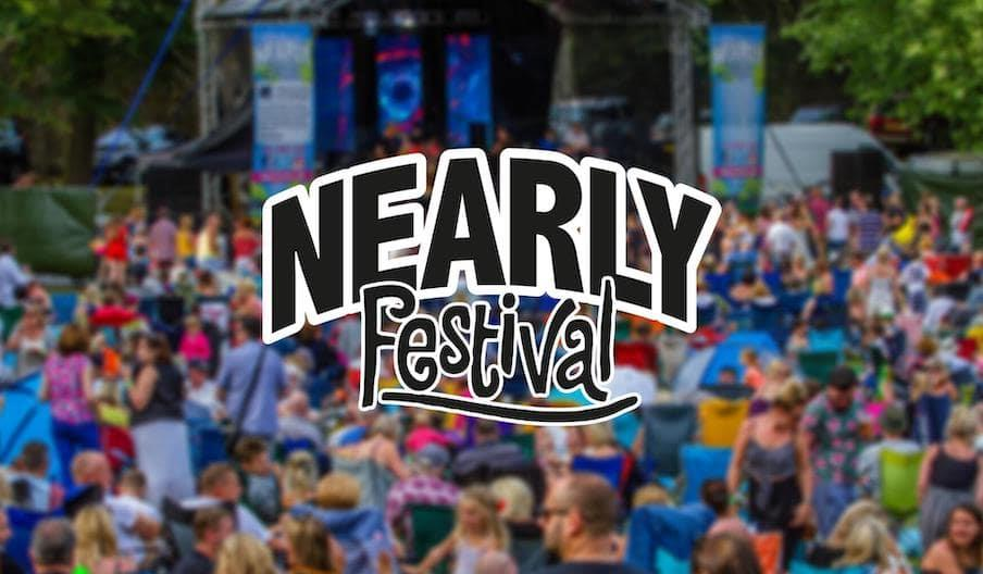 The Nearly Festival Logo