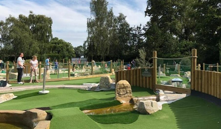 Putt in the Park, Colchester