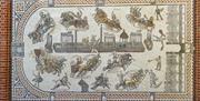 A modern day version of a Roman Mosaic