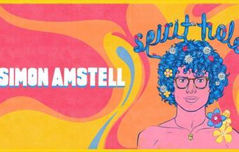 Simon Amstell - Spirit Hole poster