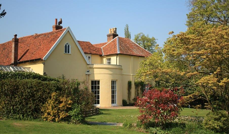 Sir Alfred Munnings Castle House