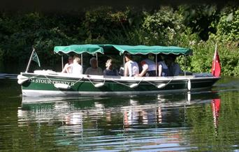 Stour Trusty Boat Trips on the River Stour