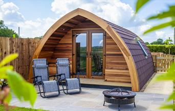 Swallows Field Glamping Pods