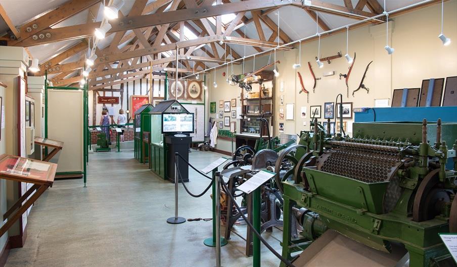 Tiptree Jam Museum