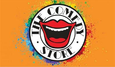 The Comedy Store Logo