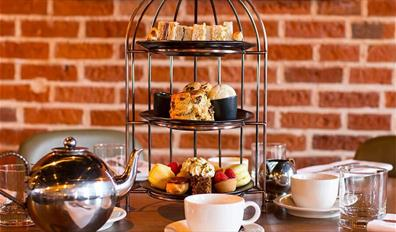 The Pier Hotel Afternoon Tea