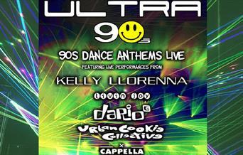 Ultra 90s Dance Anthems