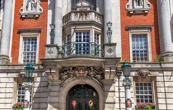 Colchester's Town Hall