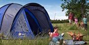 Waldegraves Camping