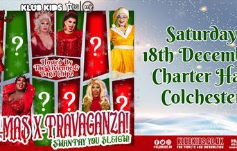 xmas xtravaganza - Saturday 18th December