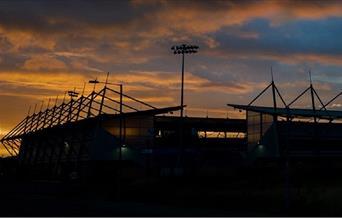 JobServe Community Stadium home to Colchester United