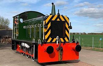 Diesel Day Unlimited Train rides