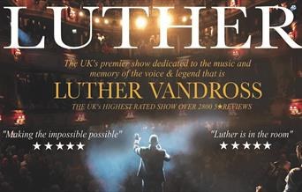Luther Vandross Tribute Charter Hall