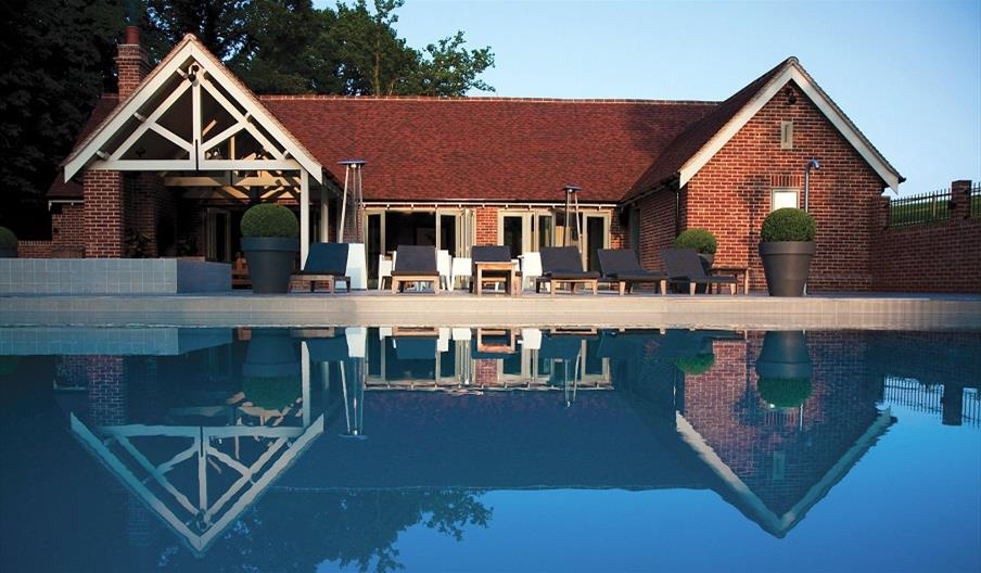 Maison Talbooth Swimming Pool