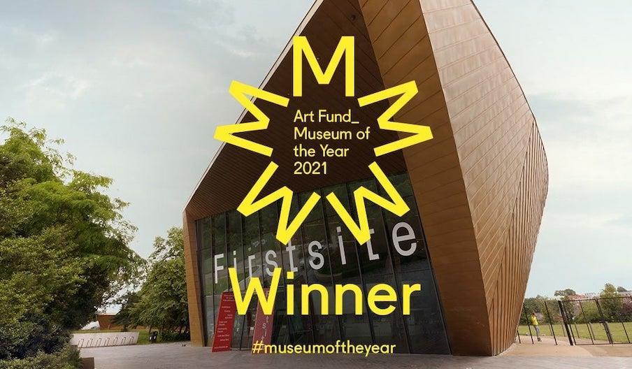 """""""Artfund Museum of the Year 2021 - Winner"""""""