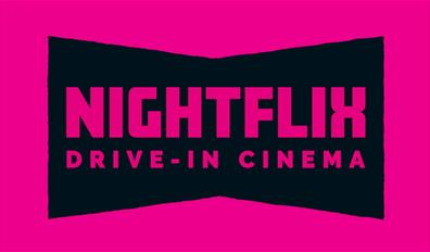Nightflix Drive-In Cinema logo