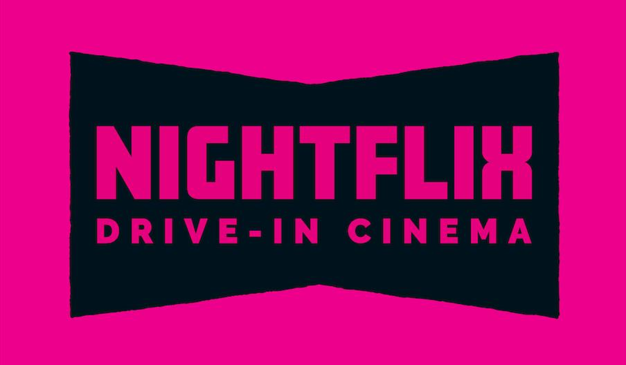 Nightflix Drive-In Cinema logo