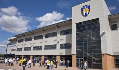 Colchester United Stadium