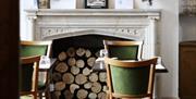 Tymperleys fireplace