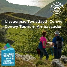 Thumbnail for Conwy Tourism Ambassador programme