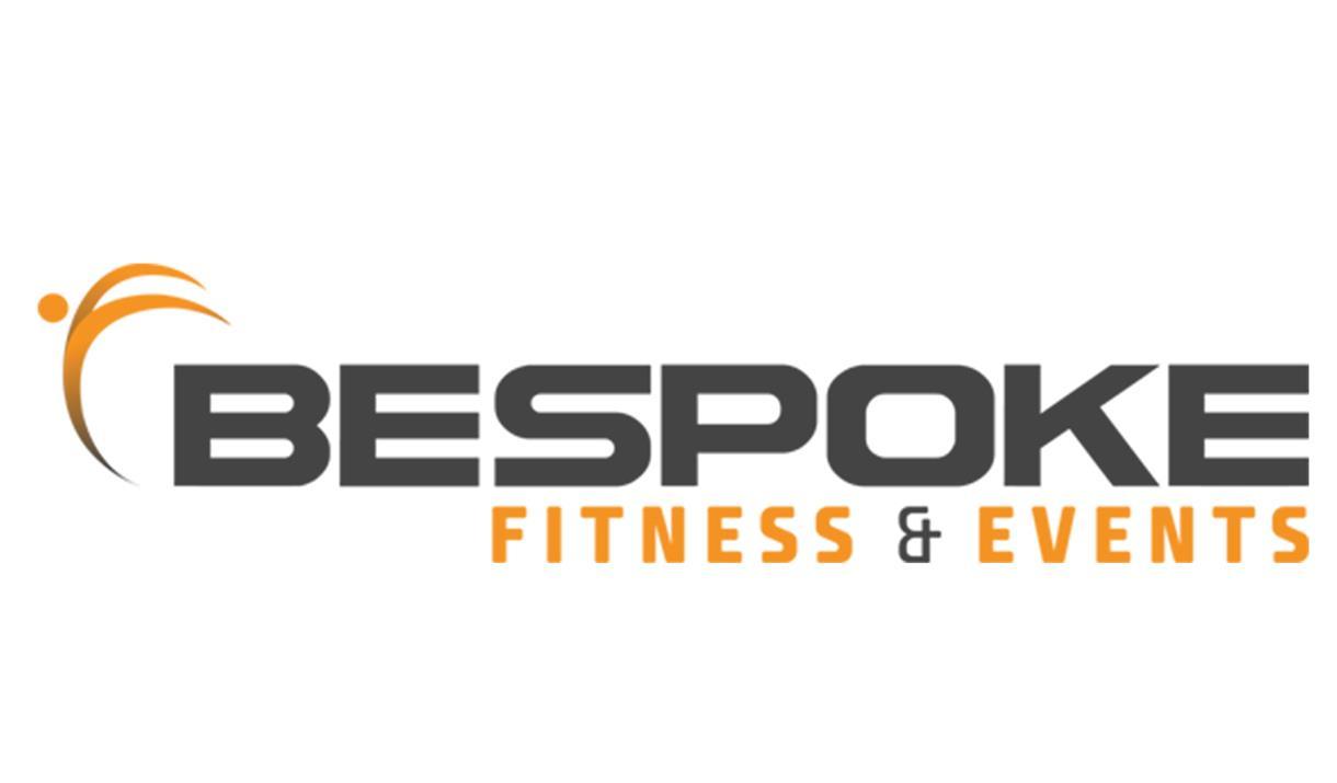 Llun yn dangos logo Bespoke Fitness & Events