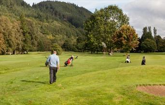 Betws-y-coed Golf club