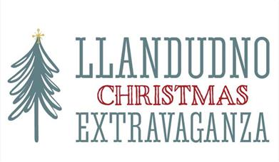 Llandudno Christmas Extravaganza logo