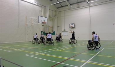 Creuddyn Sports Hall