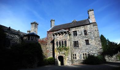 Gwydir Castle Llanrwst