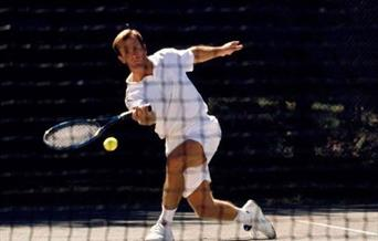 James Alexander barr Tennis Centre