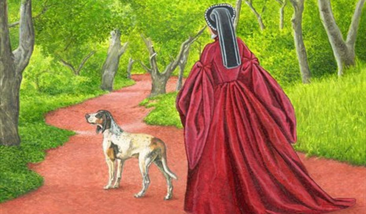 Lady Mary's Walk MP3 audio trail