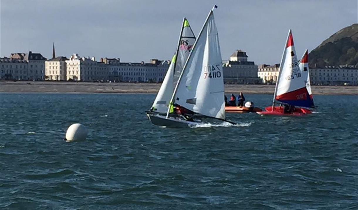 Llandudno Sailing Club