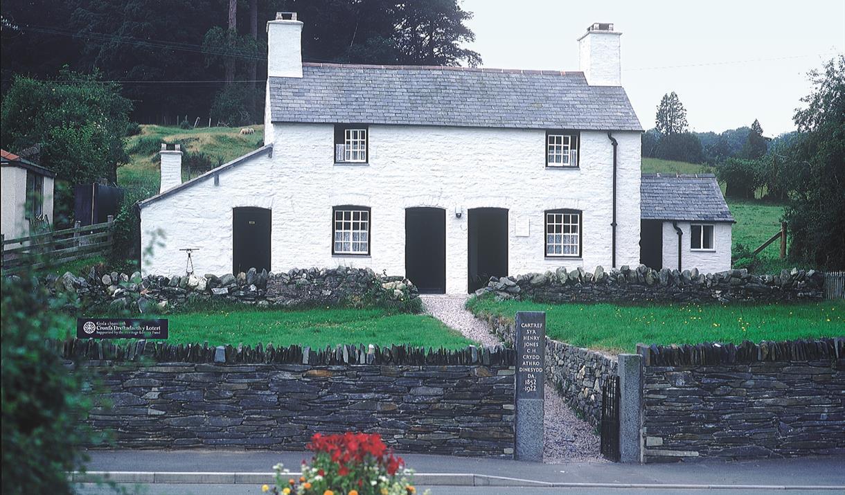 The Sir Henry Jones Museum Llangernyw