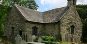 St Michael's Old Church and graveyard, Betws y Coed