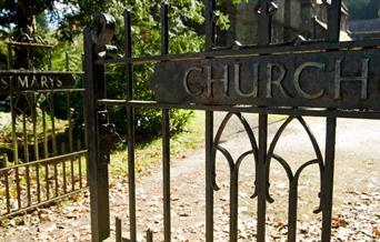 St Mary's Church, Betws-y-Coed