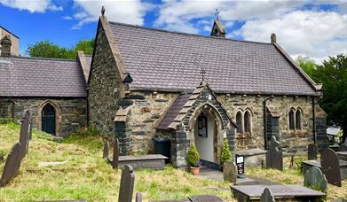 St Mary's Church, Trefriw
