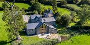 Bodnant Estate Bryn Mawr
