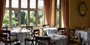 Bodysgallen Hall Dining Room