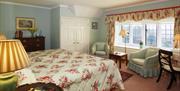 Bodysgallen Hall bedroom