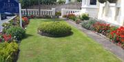 Front garden at Bryn Derwen Llandudno