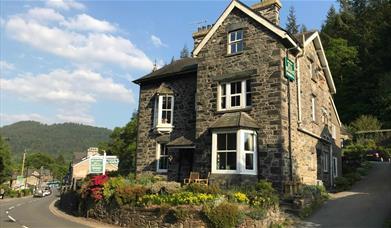Bryn Llewelyn Guest House, Betws-y-Coed