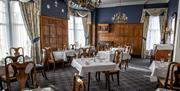 Dining room, Dunoon Hotel